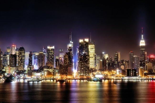 შეერთებული შტატები, ნიუ-იორკი