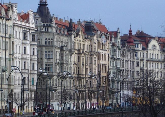 ქალაქი პრაღა - ზღაპრული ზამთრის გარემოთი. 430 €-დან