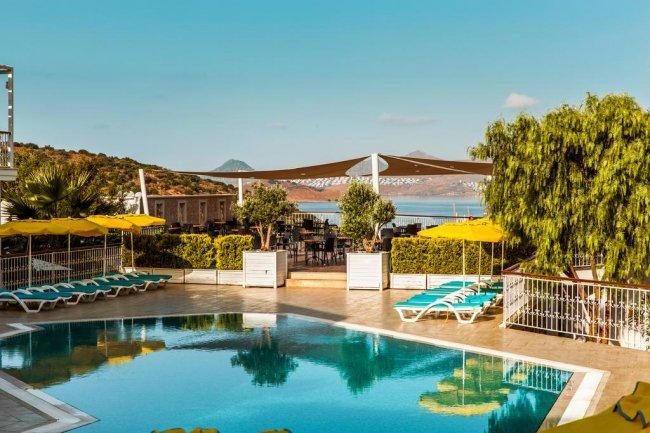 Riva Bodrum Resort 1060 ლარი